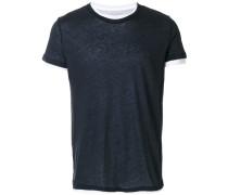 T-Shirt im Lagen-Look