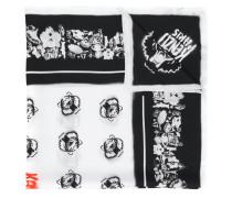 Tiger Graffiti scarf