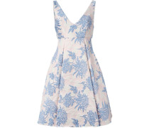 P.A.R.O.S.H. Kleid mit Brokatmuster