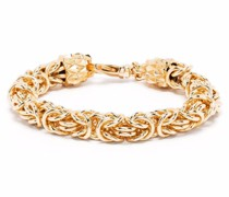 Vergoldetes Byzantiner-Kettenarmband