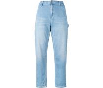 Jeans mit geradem Bein - women