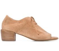 Schuhe mit offener Kappe