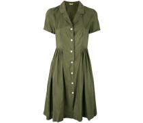 Hemdkleid mit Knopfleiste - women