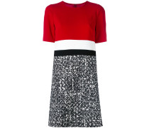 Kleid in Colour-Block-Optik - women - Polyester
