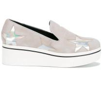 'Binx' Flatform-Loafer - women