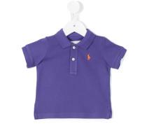 Poloshirt mit seitlichen Schlitzen - kids