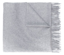 Kaschmir-Schal mit Fransen