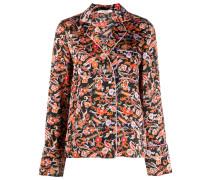 Pyjama-Hemd mit Paisleymuster