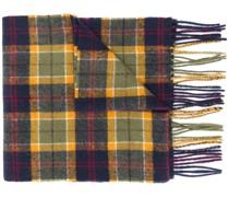 tartan lambswool scarf