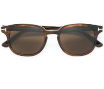 Rechteckige Sonnenbrille - men - Acryl