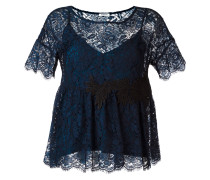 P.A.R.O.S.H. Bestickte Bluse