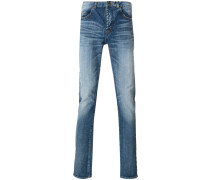 Jeans mit Washed-Effekt