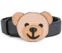 teddy bear buckle belt
