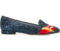 Glitzernde 'Superhero' Slipper