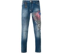 'Rough' Jeans