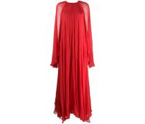 Robe mit Cape