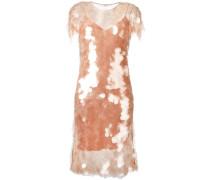 Kleid mit Paillettenstickerei - women