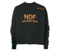 'New Dawn Fades' Cropped-Sweatshirt