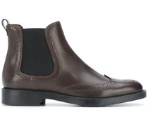 Chelsea-Boots in Budapester-Optik