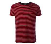 - T-Shirt mit Logo-Stickerei - men - Baumwolle - M