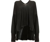 Asymmetrischer Pullover - women