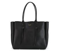 Handtasche mit Fransen - women - Kalbsleder