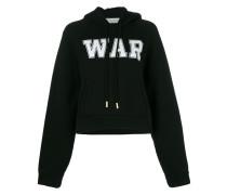 'War' Kapuzenpullover - women - Baumwolle - S