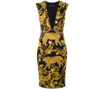 Kleid mit barokem Print - women