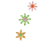 Adeset set of 3 brooches