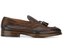 Loafer mit Quaste - men - Leder - 40