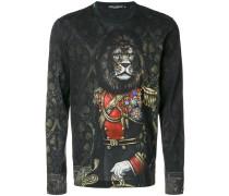 Royal Pet Portrait sweatshirt