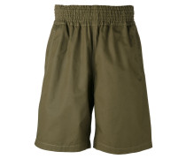Shorts mit Stretchbund - men - Baumwolle - XL