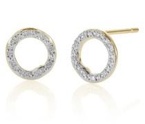 'GP Riva' Ohrringe mit Diamanten