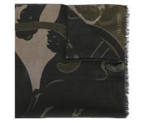 Garavani Schal mit Print