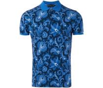- Poloshirt mit floralem Print - men - Baumwolle