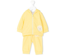 hooded tracksuit set - kids - Baumwolle - 12 M.