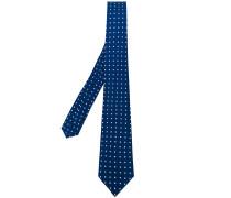 star print tie - men - Seide - Einheitsgröße