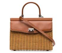 Handtasche aus Bast
