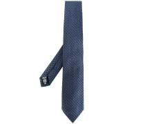 Krawatte mit Micro-Muster