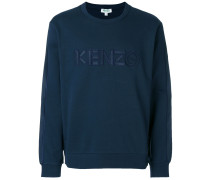 crew neck jersey pullover