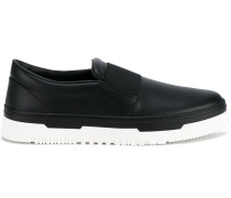 Slip-On-Sneakers mit Stretchband