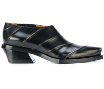 Slip-On-Schuhe mit schmaler Passform