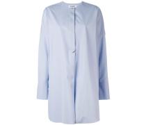 Kragenloses Hemd - women - Baumwolle - 40