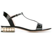 'Casati' Sandalen - women - Leder/Lackleder