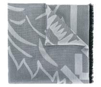 Seidenschal mit Print