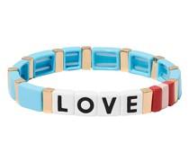 'Just Say Love' Armband