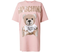 T-Shirt mit Teddybären-Print