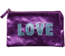 'Love' makeup bag
