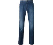 Jeans mit schmalem Bein - men - Baumwolle - 56