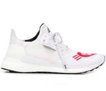 adidas x Pharrelll Williams 'Solar Hu Love Human Made' Sneakers